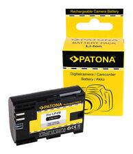 Batteria compatibile Patona 7,2V 1300mah li-ion per Canon LP-E6