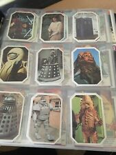 Doctor Who Trading Card Collection