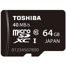 Toshiba 64GB Mobile Phone Memory Card