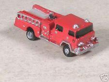 N Scale 1980 Pierce Fire Pumper