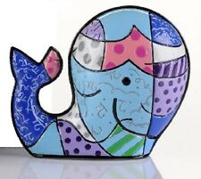 """BRITTO MINIATURES - """"BRENDAN"""" the WHALE - 331844 1st EDITION - NEW"""