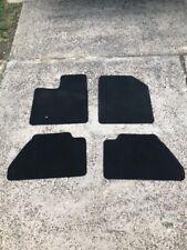 2007-10 Ford Edge Black Carpet Floor Mats, Liners OEM Used Set