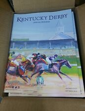 Official Kentucky Derby Program 2015 TRIPLE CROWN  with FREE shipping