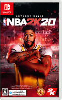 NBA 2K20 Nintendo Switch Video Games - Japanese/English/Other - F/S Tracking NEW