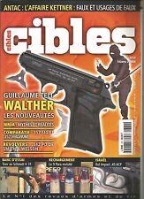 CIBLES N°372 GUILLAUME TELL / NINJA : MYTHES ET REALITES / 357 SIG ET 357 MAGNUM