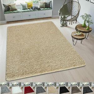 New super soft Beautiful Machine Washable Plain Carpets Non-Slip Natty Rugs