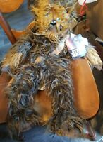 Star Wars Chewbacca Plush: The Rise of Skywalker Polyester 19 in Pillow Buddy