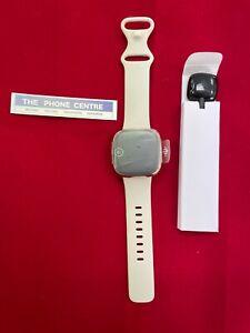 Fitbit Sense Activity Tracker - Lunar White/Soft Gold Stainless Steel