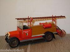 MAN Feuerwehr van Conrad 1027 Germany 1:43 *10123