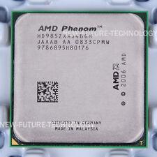 AMD Phenom X4 9850 (HD985ZXAJ4BGH) 2000 MHz 2.5 GHz Socket AM2 CPU 100% Work