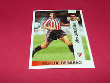 AITOR LARRAZABAL ATHLETIC BILBAO  PANINI LIGA 96-97 ESPANA 1996-1997 FOOTBALL