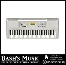 Yamaha YPT360 61 Key Keyboard with Touch Response FREE SHIPPING + HEADPHONES