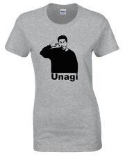 Amigos Unagi Camiseta Ross Camiseta Broma Regalo Mujer