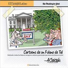 Cartoons de un Fulano de Tal : Dedicado a Todos Los Fulanos, Menganos,...