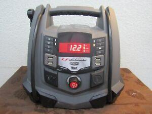 Schumacher Portable Car-Jump Starter W/Air Compressor Schumacher 1200 amps  MH