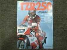 YAMAHA New TZR250 Special Book Complete Data Book