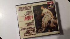 "BERLIOZ ""ROMEO & JULIETTE "" R.MUTI-J.NORMAN"