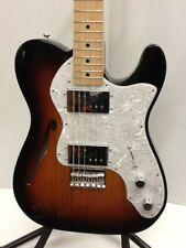 Fender Tele Thinline Deluxe Electric Guitar