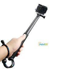 Monopiede Supporto Selfie Asta Alluminio Con Telecomando Per Gopro Hero 5 4