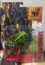TRANSFORMERS AOE DINOBOT SNARL AGE OF EXTINCTION - DELUXE CLASS - NEW SEALED