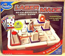 Laser Maze by ThinkFun, Beam Bending logic Game, for Boy & Girls 8 to Adult
