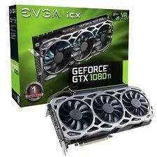 EVGA GeForce GTX 1080 Ti FTW3 Gaming 11GB GDDR 5X Web Graphics Card 1683Mhz