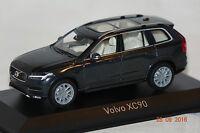 Volvo XC90 2015 grau 1:43 Norev neu + OVP 870052