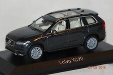 Volvo xc90 2015 gris 1:43 norev nuevo + embalaje orig. 870052