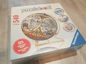 Ravensburger 540 Pc Puzzle Ball With Display Stand