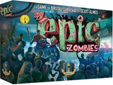 Pequeño Epic Zombies - Juego de Mesa de Estrategia