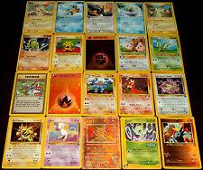 Lot de 20 Cartes PROMO POKEMON NEUVE ( ENTEI  HOLO ) +1