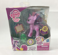 My Little Pony G4 FIM Crystal Motion Twilight Sparkle Set! New!