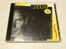 Sting Fields Of Gold: The Best Of CD