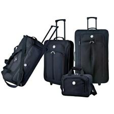 Travelers luggage 4 pieces set