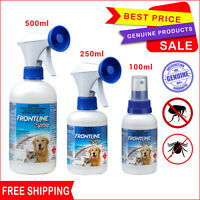 FRONTLINE SPRAY for Dogs and Cats Best Flea and Tick treatment for Dogs and Cats
