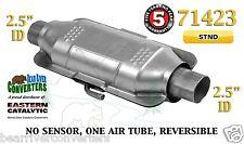 "71423 Eastern Universal Catalytic Converter Standard 2.5"" 2 1/2"" Pipe 12"" Body"