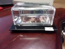 NEW 1:64 SCALE CRYSTAL CLEAR ACRYLIC MIRRORED DISPLAY CASE