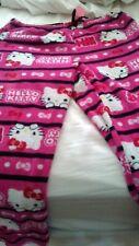 Hello Kitty Pajama Bottoms M