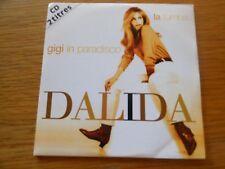 Dalida   cd 4 titres remixe 2