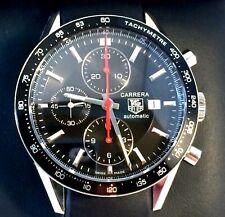 TAG Heuer Carrera Calibre 16 Chronograph Mens Watch Model CV2014 Juan Fangio