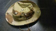 Cappello hat berretto USA army  pattern desert camouflage mimetico originale