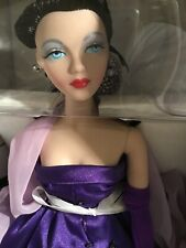 """Mint in Box A Night at Versailles FAO Gene 15.5"""" Doll in Purple Gown"""
