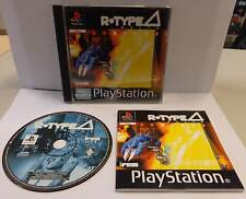 Console Gioco Game Playstation PSOne PSX PS1 PAL R-TYPE DELTA Shoot' Em Up Irem