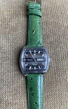 Nivada Antarctic - Automatic Men's Watch Steel 38 MM Eta 2780 Approx. 1968