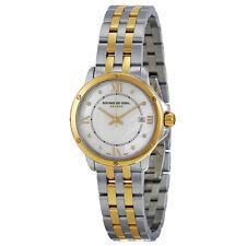 Raymond Weil Ladies Tango Mother of Pearl Quartz Swiss Made Watch 5391-STP-00995