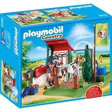 PLAYMOBIL Pferdewaschplatz, Konstruktionsspielzeug