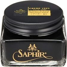 BLACK Saphir Medaille D'Or 1925 Pommadier Creme 75ml for Shoes & Boots Free P&P