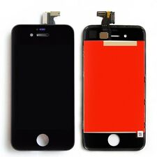 Replacement LCD Screen + Touch Glass Digitizer  For iPhone 4/4S Black
