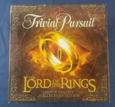 Trivial Pursuit Lord of the Rings Collector's Edition - 2003 Parker Brothers