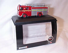"DENNIS RS FIRE ENGINE LONDON FIRE BRIGADE ""LONDON'S BURNING"" 76DN001 OXFORD 1/76"
